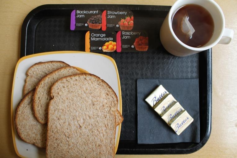 Irlantilainen aamiainen. Kuva: Roosa Punkari.