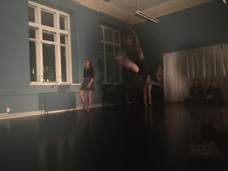 Maraton tanssiluokka2